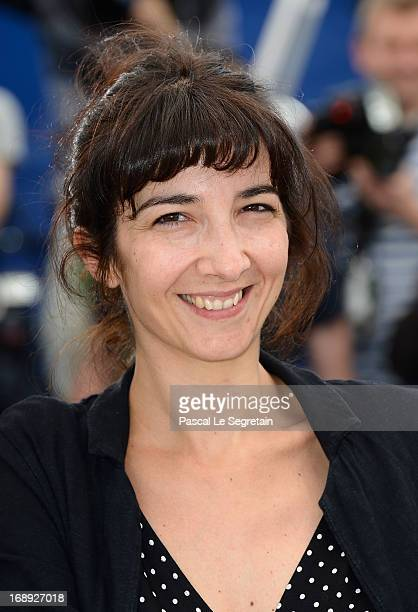 Camera D'Or juror Chloe Rolland attends jury Camera D'Or Photocall during the 66th Annual Cannes Film Festival at the Palais des Festivals on May 17...