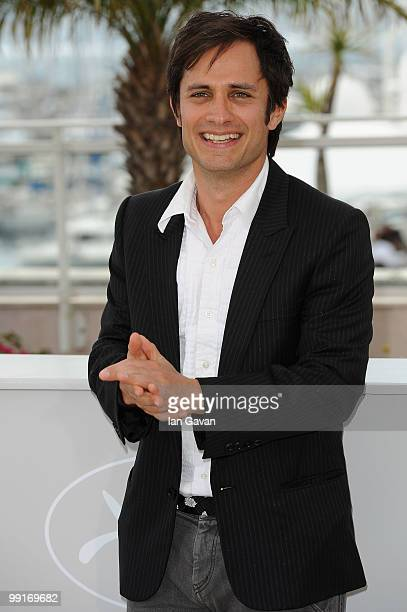 Camera d'Or Jury President Gael Garcia Bernal attends the 'Camera d'Or Jury' Photocall at the Palais des Festivals during the 63rd Annual Cannes Film...