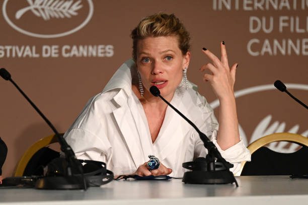 FRA: Closing Ceremony Press Conference - The 74th Annual Cannes Film Festival
