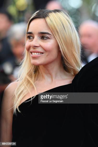 Camera d'Or member of the jury Elodie Bouchez attends the Ismael's Ghosts screening and Opening Gala during the 70th annual Cannes Film Festival at...