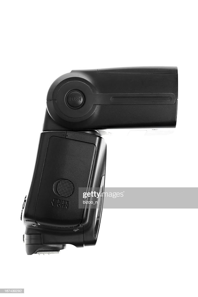 Camera flash : Stock Photo