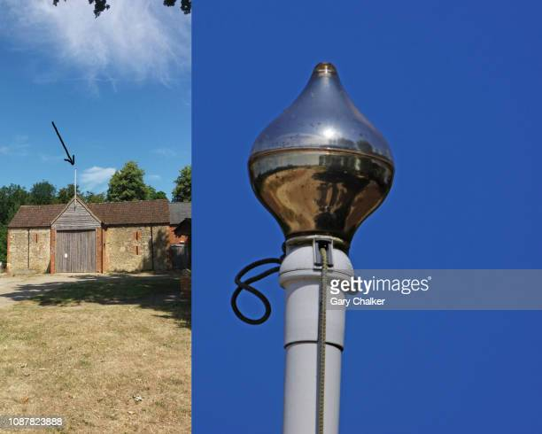 camera focal length comparison - flagpole sitting stock photos and pictures