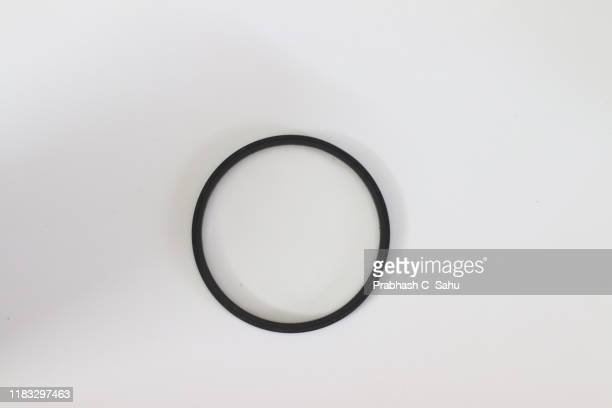 camera lens filter top view with whige background - camera icon stock pictures, royalty-free photos & images