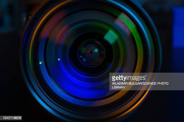 dslr camera lens - zoom effect stock pictures, royalty-free photos & images