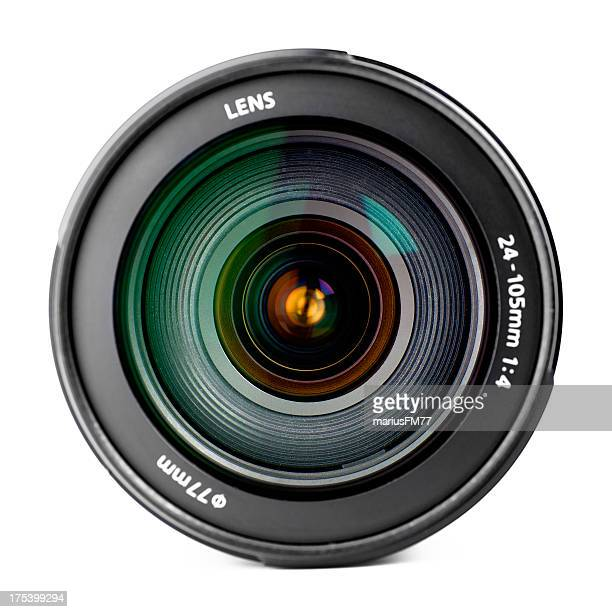camera lens - lens eye stock photos and pictures