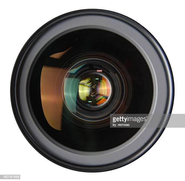 Obiettivo della telecamera