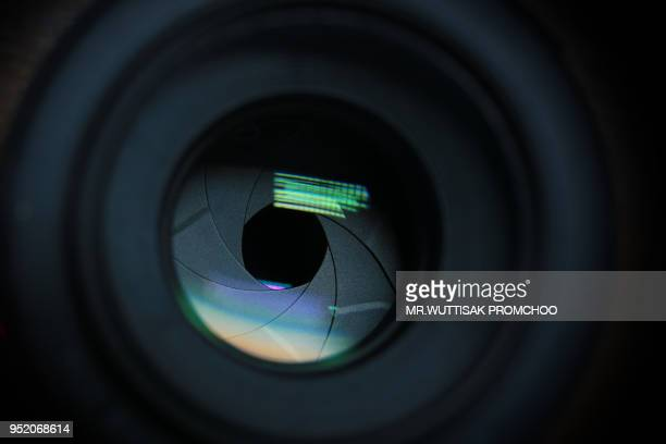 camera lens.digital camera lens close up. - movie photos stock pictures, royalty-free photos & images
