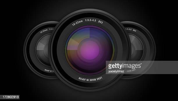 3D Camera Lenses