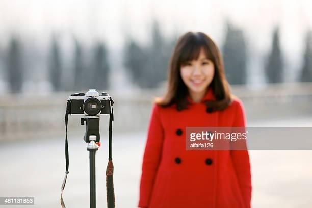camera life - 三脚 ストックフォトと画像