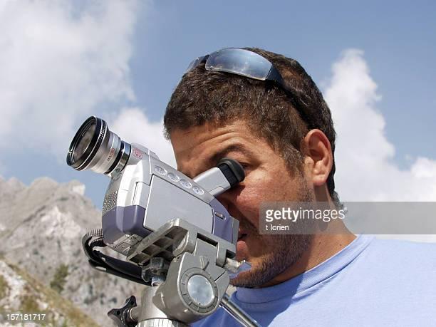 Kamera Mann