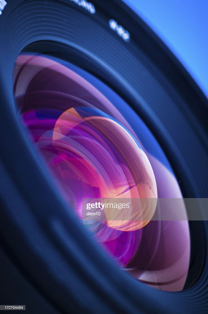SLR Camera : Stock Photo
