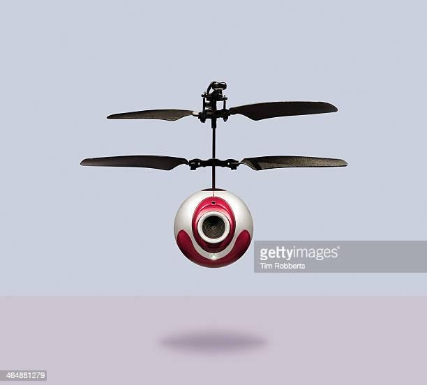 Camera-Drone hovering