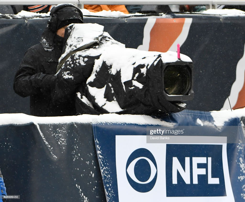 Cleveland Browns v Chicago Bears : News Photo