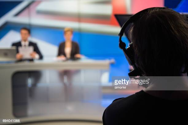 cameraman filming - press conference stock pictures, royalty-free photos & images