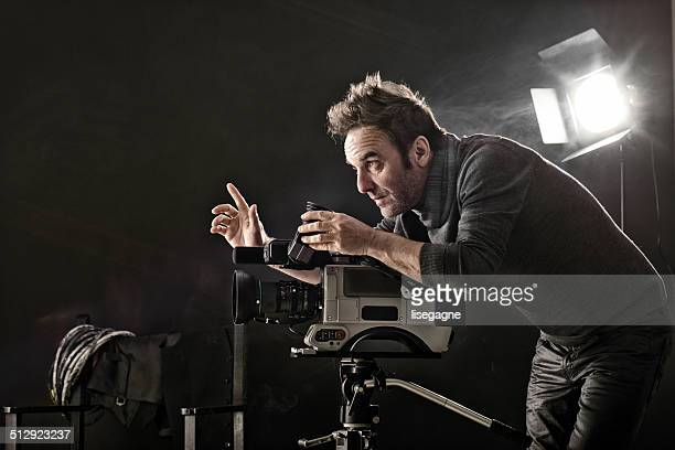 cameraman on set - stage set stock pictures, royalty-free photos & images