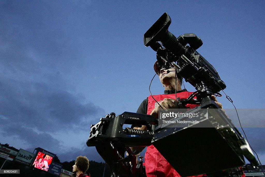 SC Freiburg v Hansa Rostock - 2. Bundesliga : News Photo