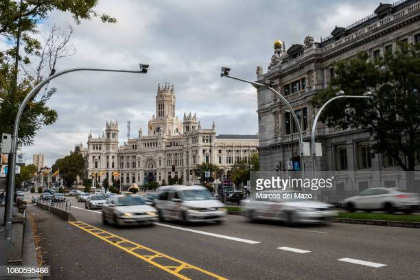 Cameras installed to control access to Madrid Central Madrid Central is a low emission area that will start operating on November 30th 2018 This...