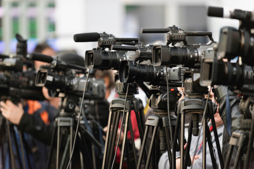 TV cameras 187054866