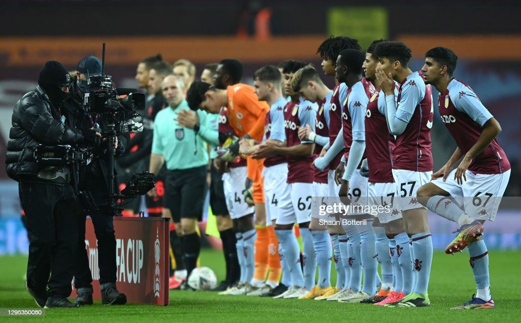 Aston Villa v Liverpool  - FA Cup Third Round : Nachrichtenfoto