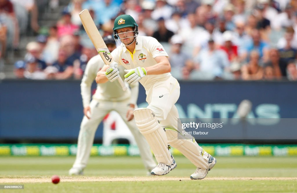 Australia v England - Fourth Test: Day 4 : News Photo