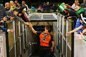 melbourne australia cameron bancroft scorchers celebrates