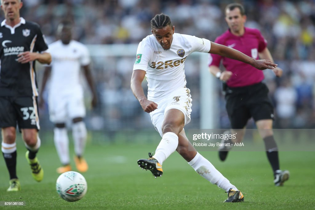 Leeds United v Port Vale - Carabao Cup First Round : News Photo