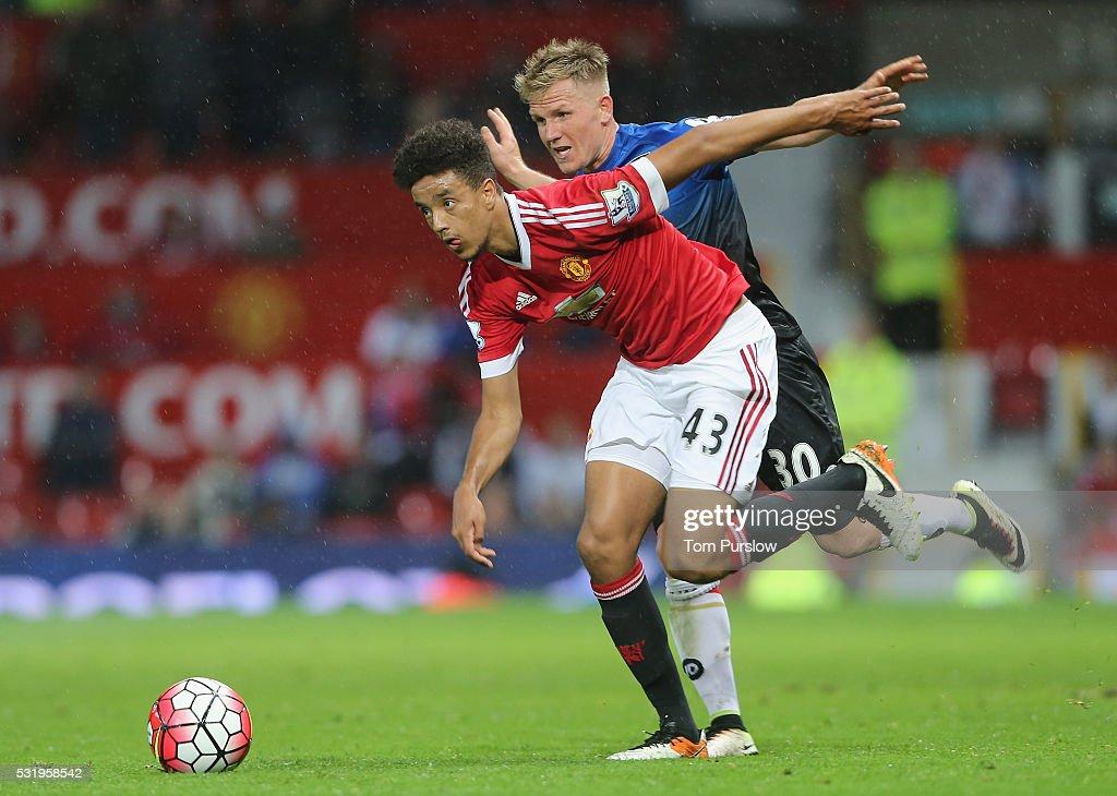 Manchester United v A.F.C. Bournemouth - Premier League : News Photo