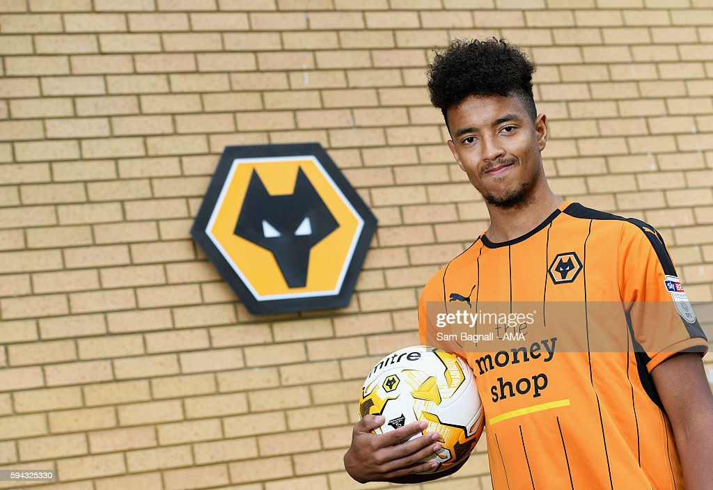 Wolverhampton Wanderers Unveil New Signings Ola John and Cameron Borthwick-Jackson