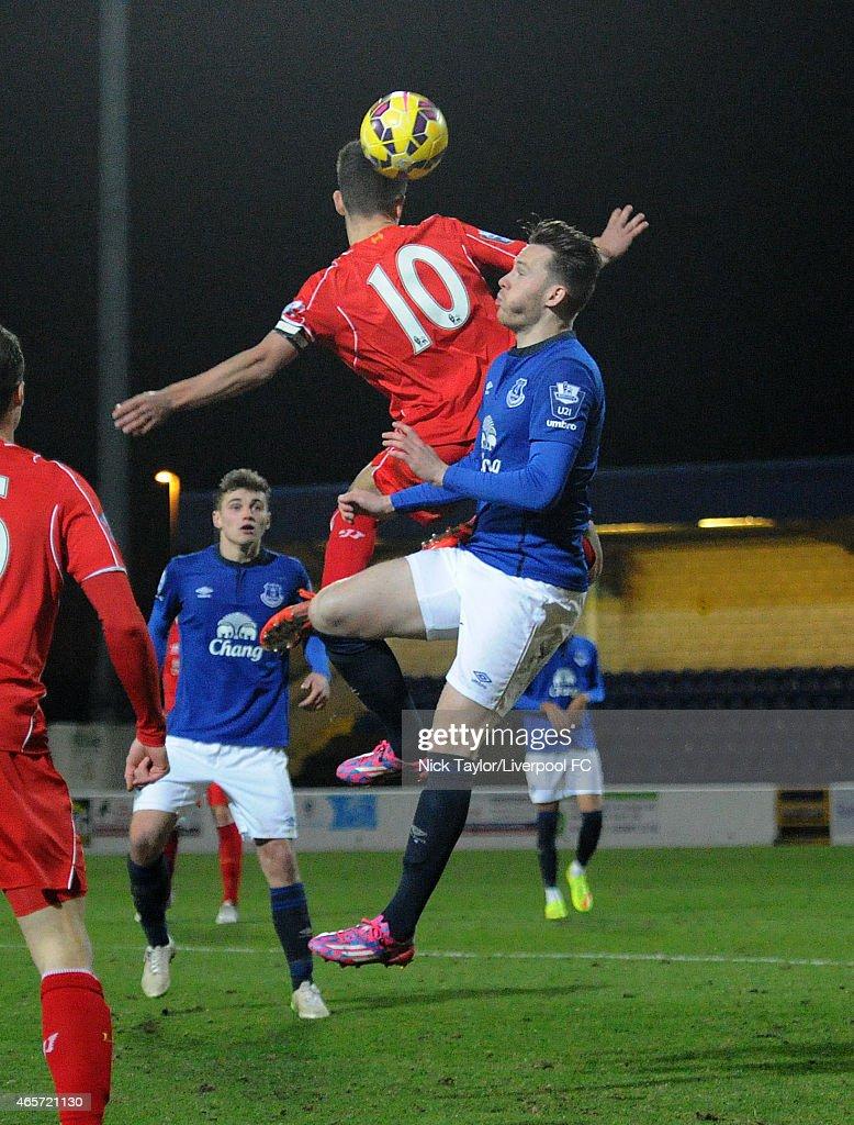 Liverpool v Everton: U21 Premier League