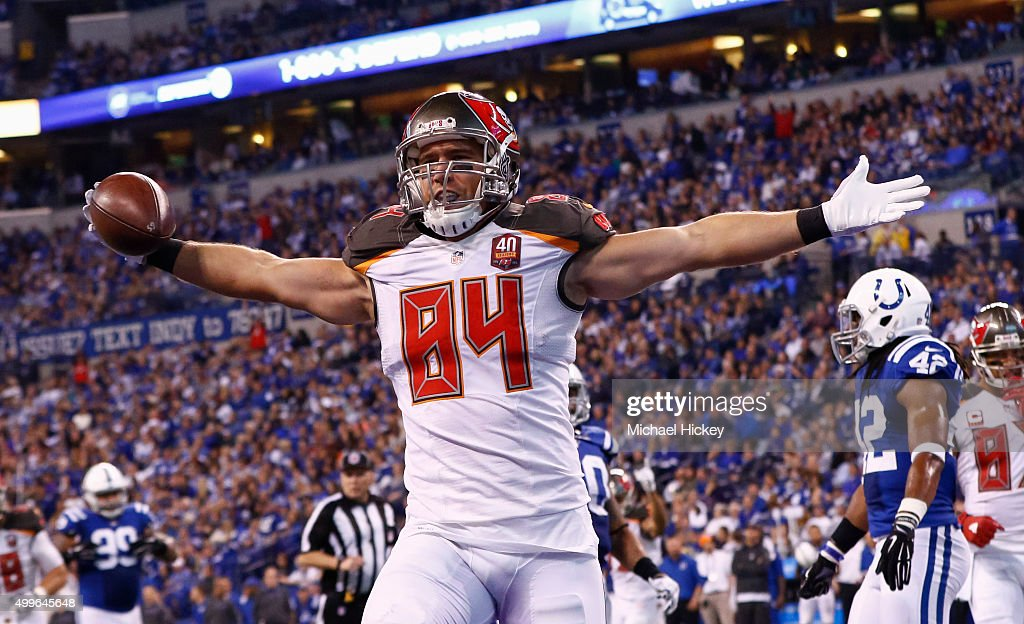 Tampa Bay Buccaneers v Indianapolis Colts : News Photo
