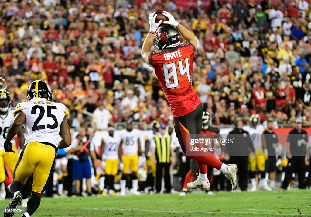 Pittsburgh Steelers v Tampa Bay Buccaneers : News Photo