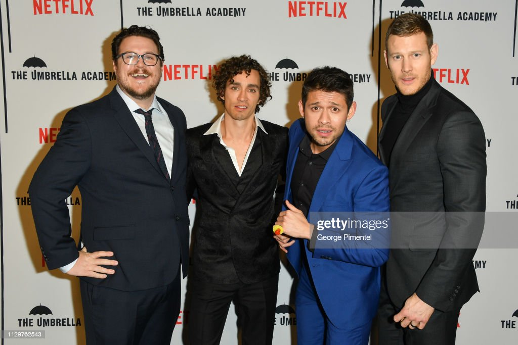 """The Umbrella Academy"" Premiere Toronto : News Photo"