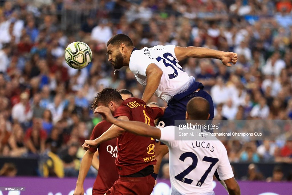 AS Roma v Tottenham Hotspur - International Champions Cup 2018