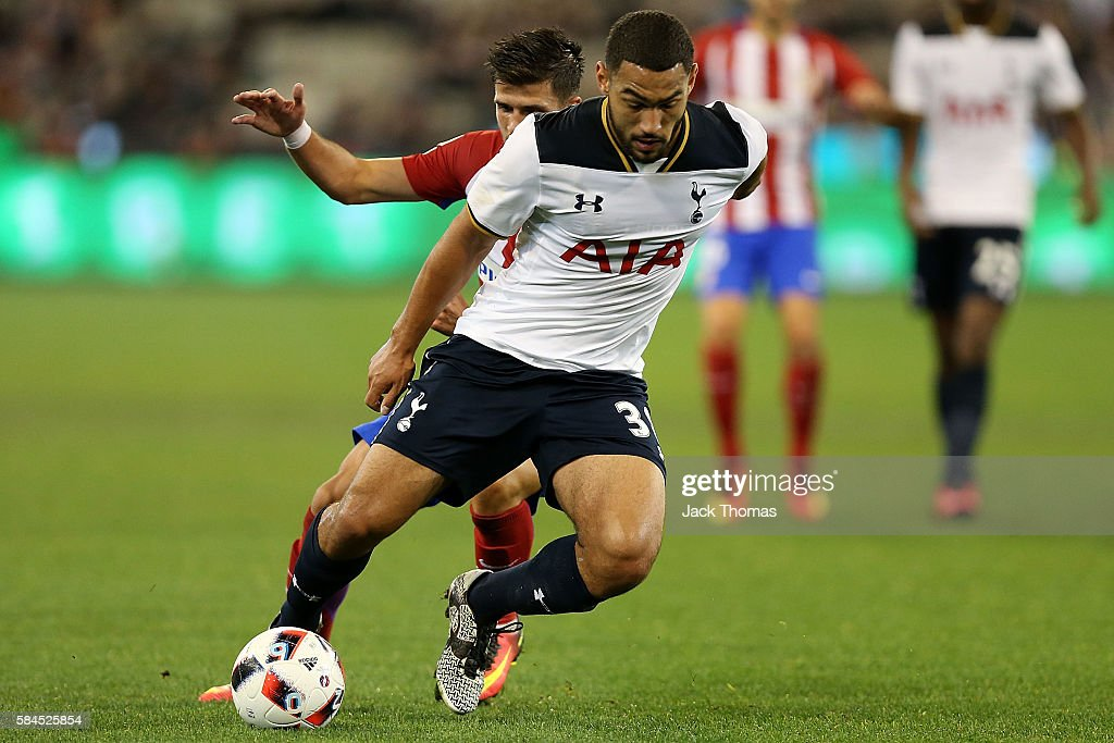 Tottenham Hotspur v Atletico De Madrid - 2016 International Champions Cup Australia : News Photo