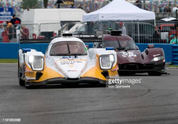 Cameron Cassels CAN Robert Masson USA Kyle Masson USA driver LE MANS PROTOTYPE 2 of Performance Tech Motorsports~ORECA LMP2 07 and Jonathan Bomarito...