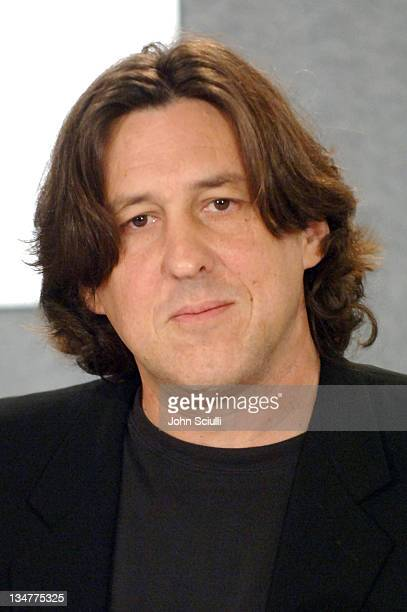 Cameron Crowe director during 2005 Toronto Film Festival Elizabethtown Press Conference at Sutton Place Hotel in Toronto Canada