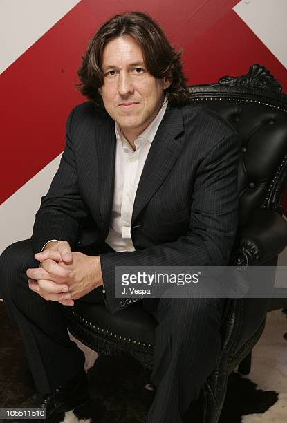 Cameron Crowe during 2005 Toronto Film Festival Cameron Crowe and Kate Hudson Portraits at The Distillery in Toronto Canada