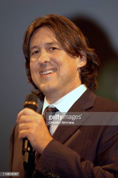 Cameron Crowe during 31st American Film Festival of Deauville Elizabethtown Premiere at CID in Deauville France