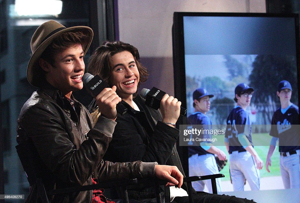 "AOL BUILD Presents: ""The Outfield"""