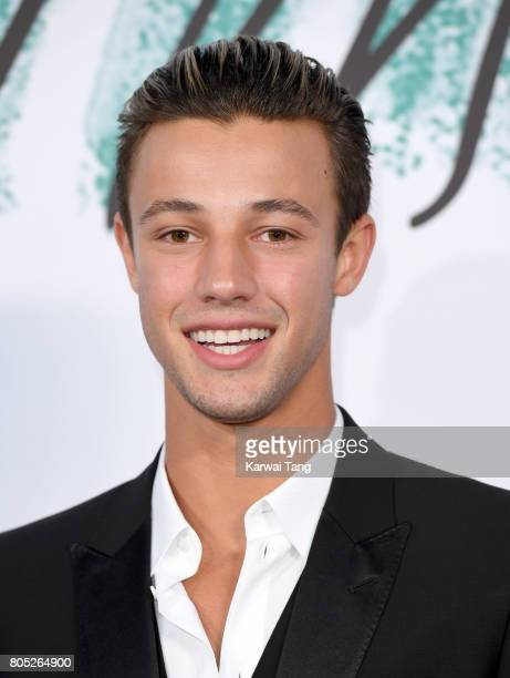 Cameron Dallas attends The Serpentine Gallery Summer Party at The Serpentine Gallery on June 28 2017 in London England