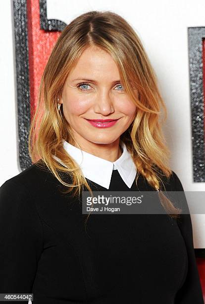 Cameron Diaz attends a photocall for Annie at Corinthia Hotel London on December 16 2014 in London England