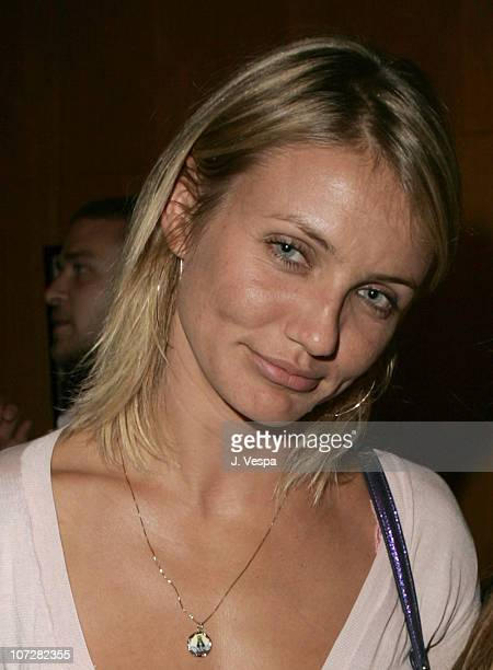 Cameron Diaz attends the Palisades Pictures screening of Going Upriver The Long War of John Kerry to kick off its college tour and DVD release Oct 19...
