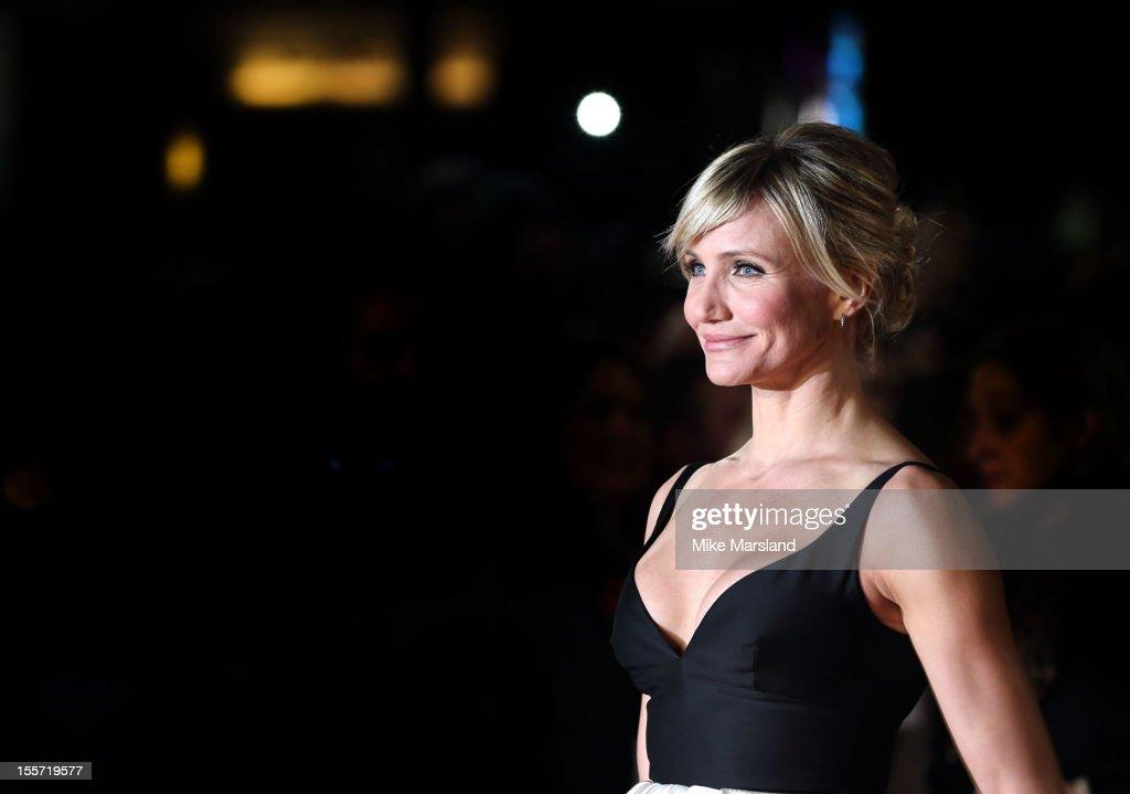 Gambit - World Film Premiere : News Photo