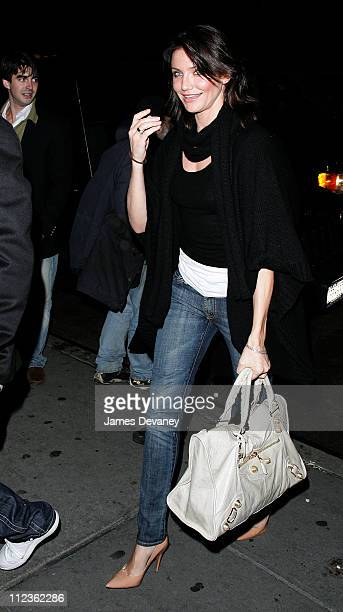 Cameron Diaz during Justin Timberlake Hosts SNL AfterParty December 17 2006 at Barca 18 in New York City New York United States