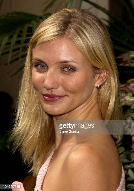 Cameron Diaz during Premiere Magazine 8th Annual Women in Hollywood Awards Lunch at Four Seasons Hotel in Los Angeles, California, United States.