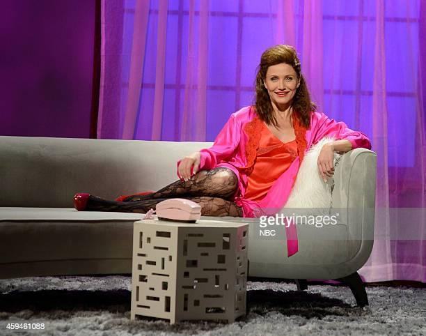 LIVE 'Cameron Diaz' Episode 1669 Pictured Cameron Diaz as Tawna during the 'Night Murmurs' skit on November 22 2014