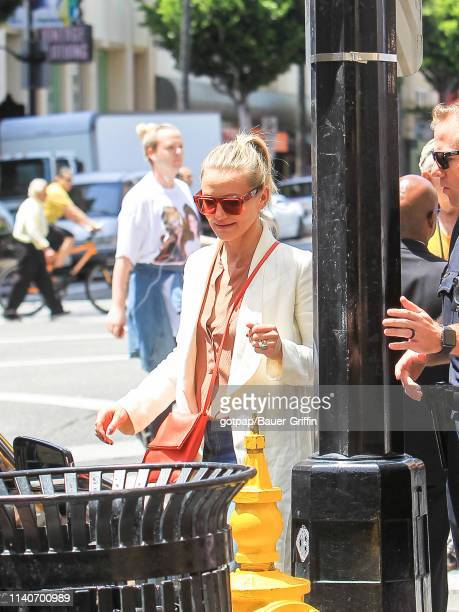 Cameron Diaz is seen on May 01, 2019 in Los Angeles, California.