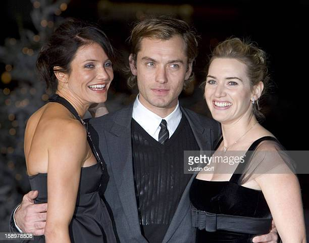 11 543 The Holiday 2006 Film Photos And Premium High Res Pictures Getty Images