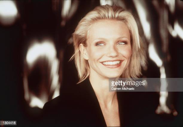 Cameron Diaz plays Natalie in Columbia Pictures'' actioncomedy 'Charlie''s Angels'
