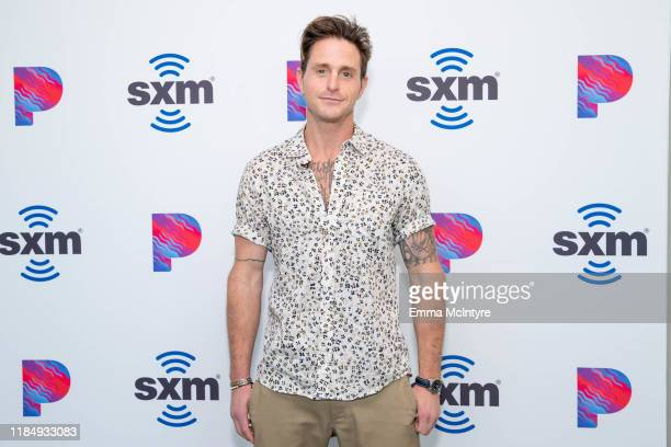Cameron Douglas attends 'Celebrities Visit the SiriusXM Hollywood Studios in Los Angeles' at SiriusXM Studios on November 01, 2019 in Los Angeles,...